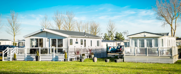 Sheerness Holiday park exterior