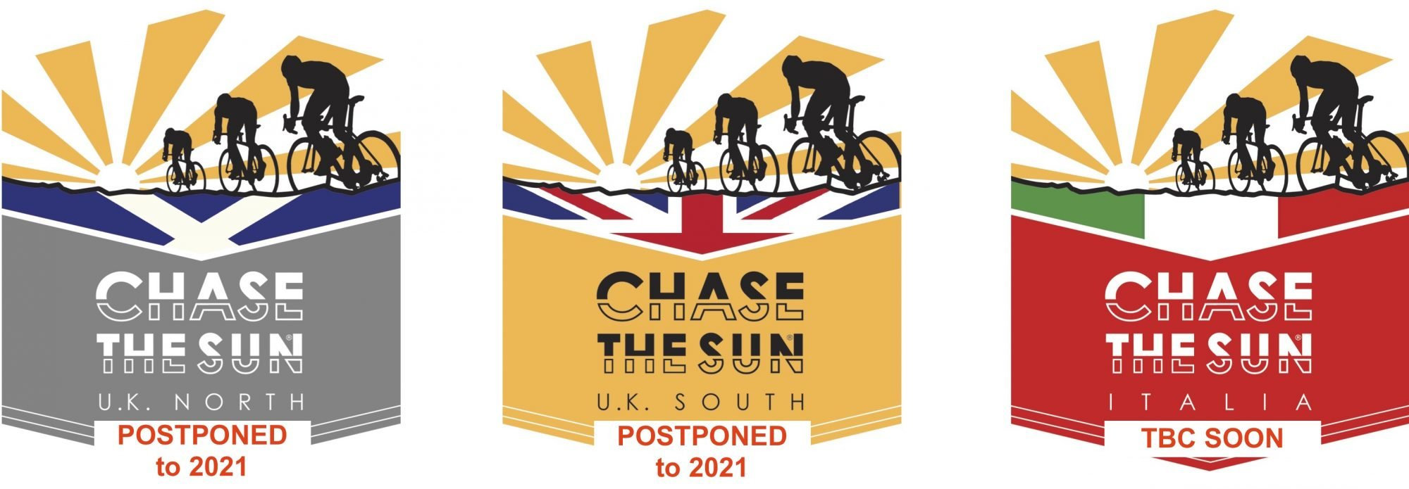 Chase the Sun postponed