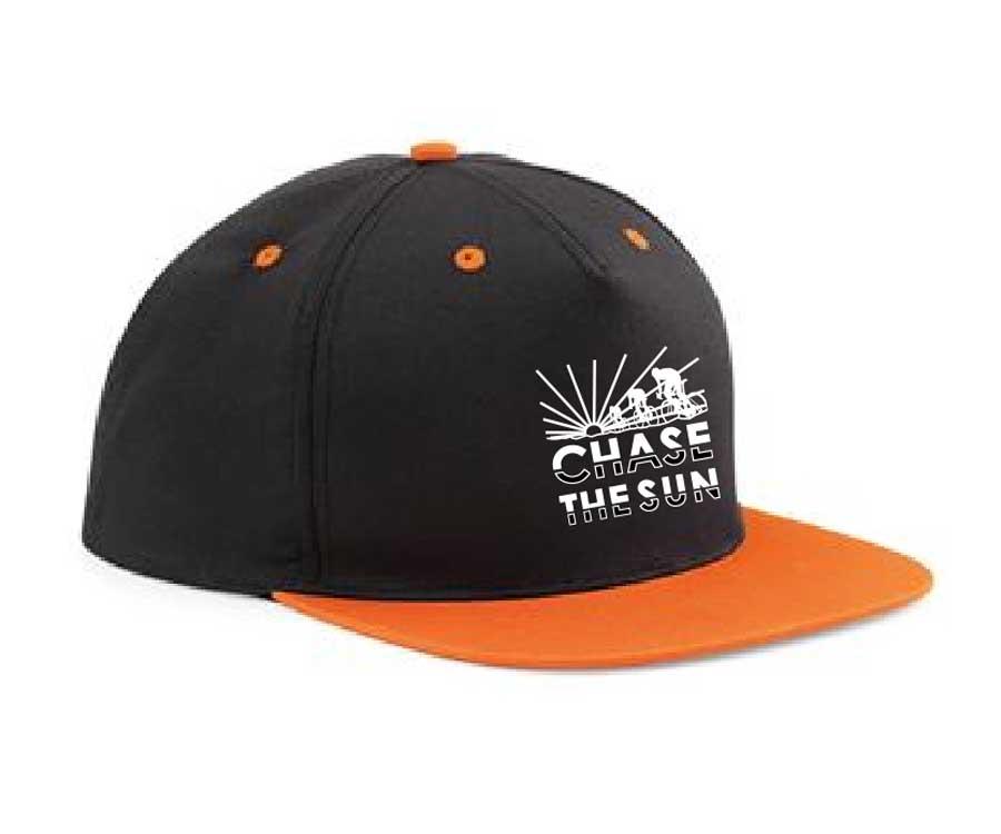 Chase The Sun Stadium Sports Cap
